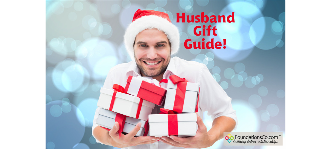 Husband Gift Guide: 15 Great Ideas
