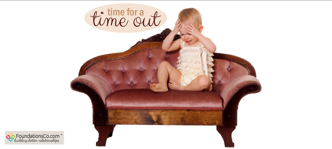 Child in Time Out. But who should really be there?