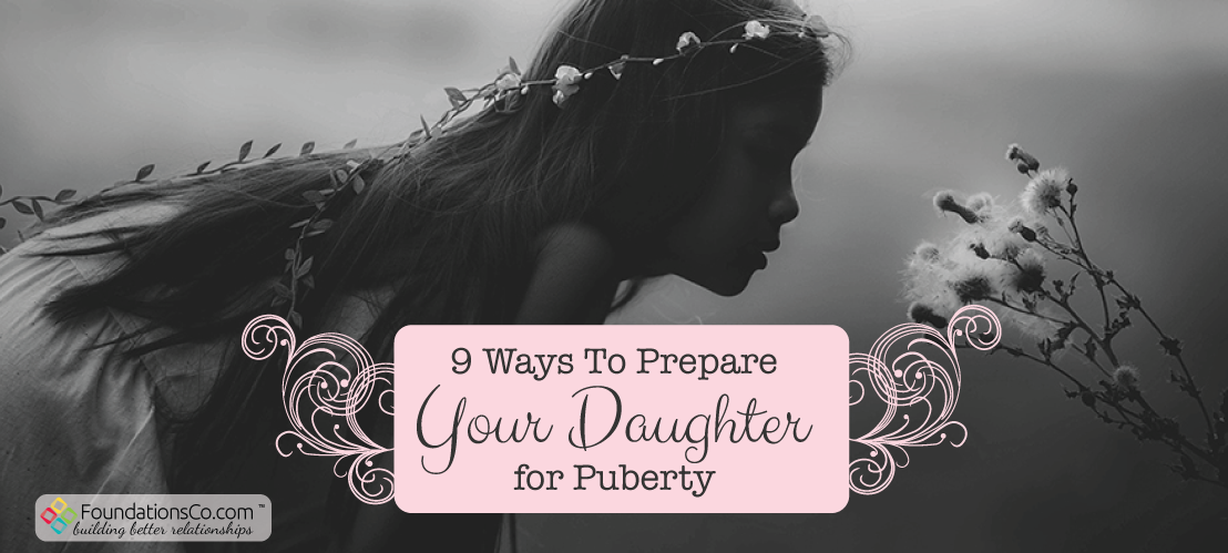 Prepare Your Daughter For Puberty