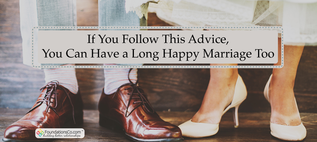 Advice From The Longest Married Couple