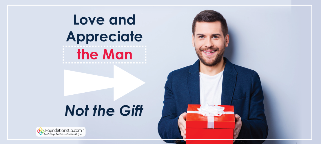 Love the Man, Not the Gift