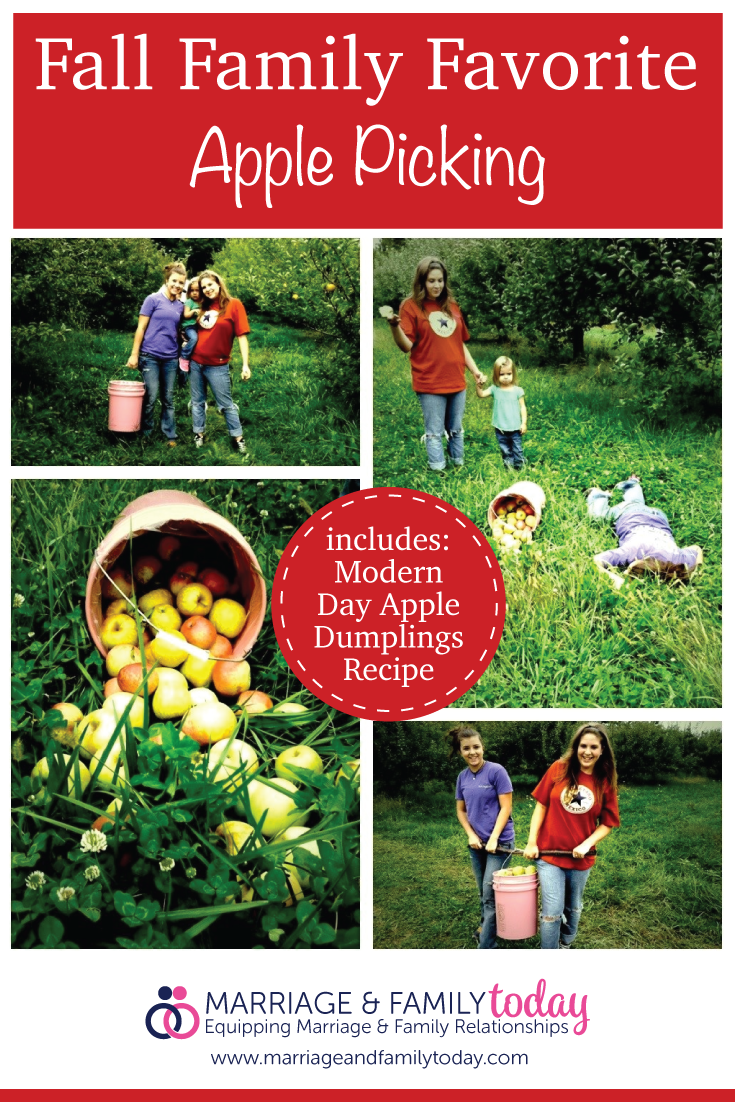 Fall Family Favorite Apple Picking