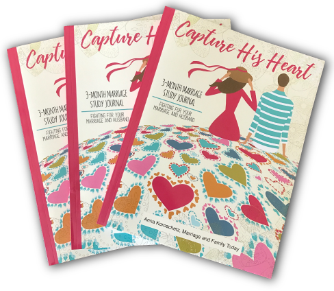 Capture His Heart Marriage Study Journal